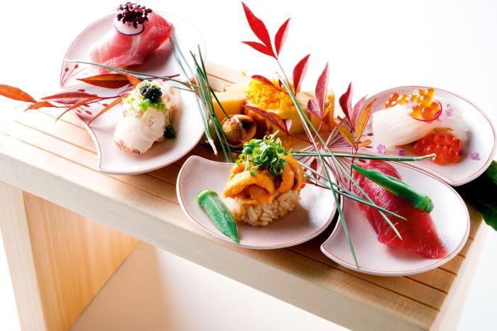 Authentic Japanese cuisine atEngawa, in Soho