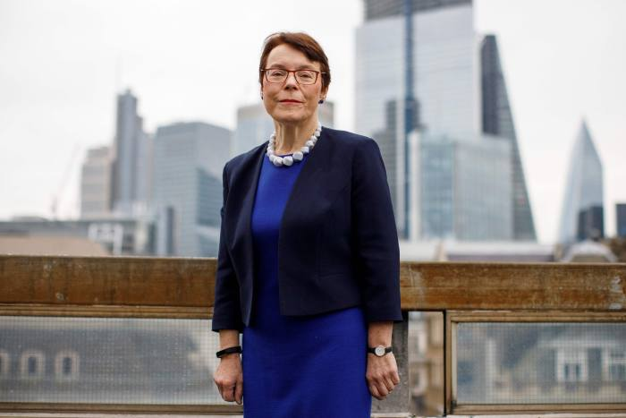 Catherine McGuinness, policy chief at the City of London Corporation, says the economic fallout from the Covid-19 crisis will expose gaps in people's knowledge: 'It's more important than ever that people understand complicated concepts such as interest rates and inflation'