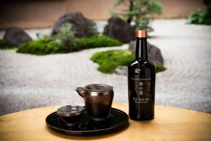 Kyoto Distillery Ki No Bi Gin, £24
