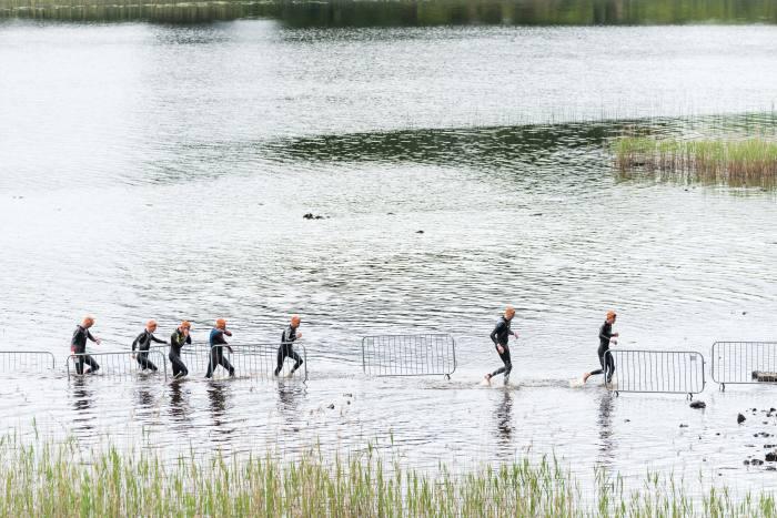 Lough Cutra Castle Triathlon
