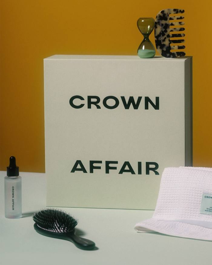 Crown Affair The Set, $220 (US only)