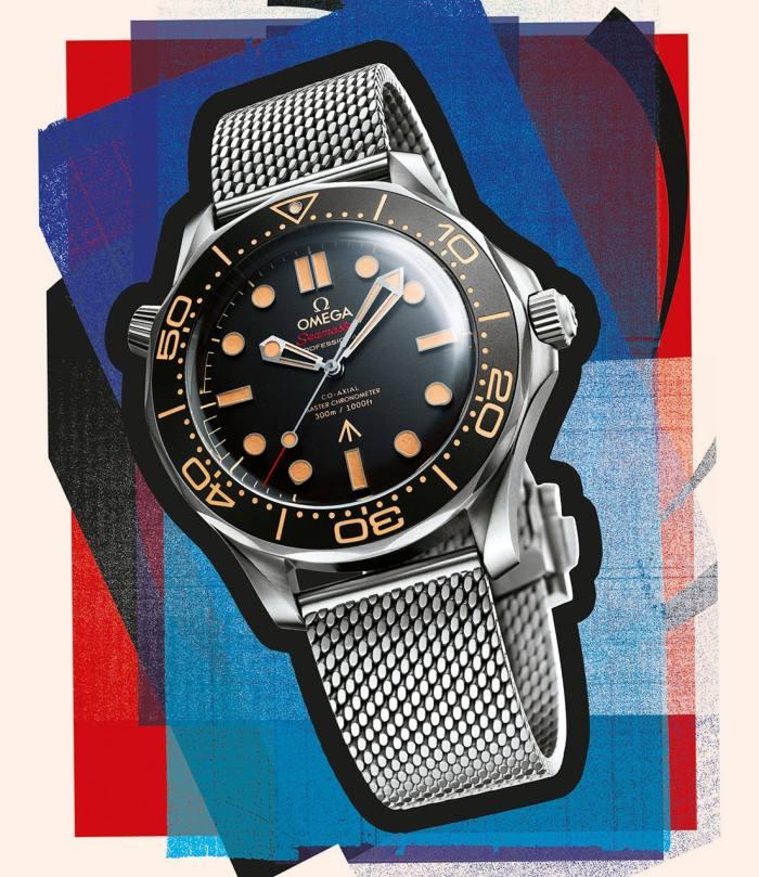 Omega Seamaster Diver 300M 007 Edition, £7,930
