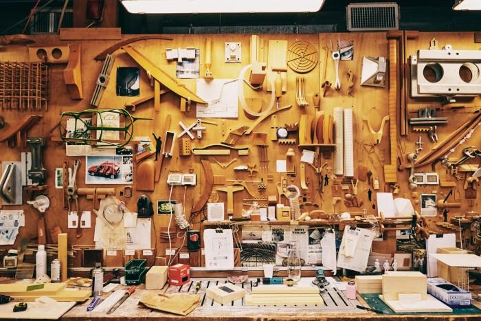 The model workshop