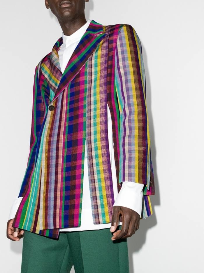 Kenneth Ize Adora blazer, £925,brownsfashion.com