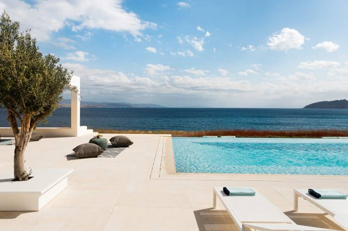 The Five Collection at Ambelas, on Paros