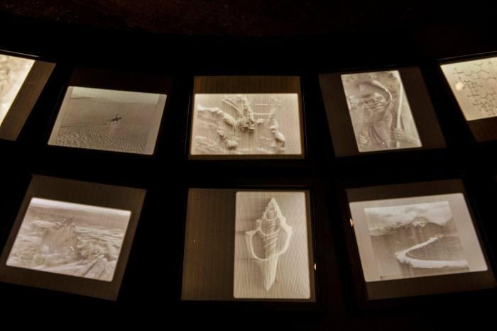 'Covering Letter (terranum nuncius)' by Jitish Kallat, 2018-20