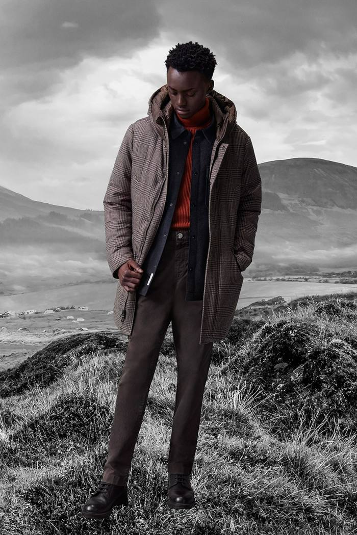 Woolrich Eco Wool Parka, from £645