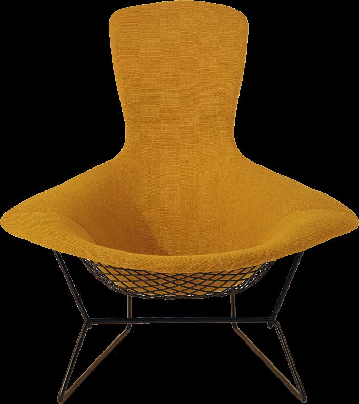 Bertoia Bird lounge chair by Harry Bertoia for Knoll International, from £2,940, from aram.co.uk