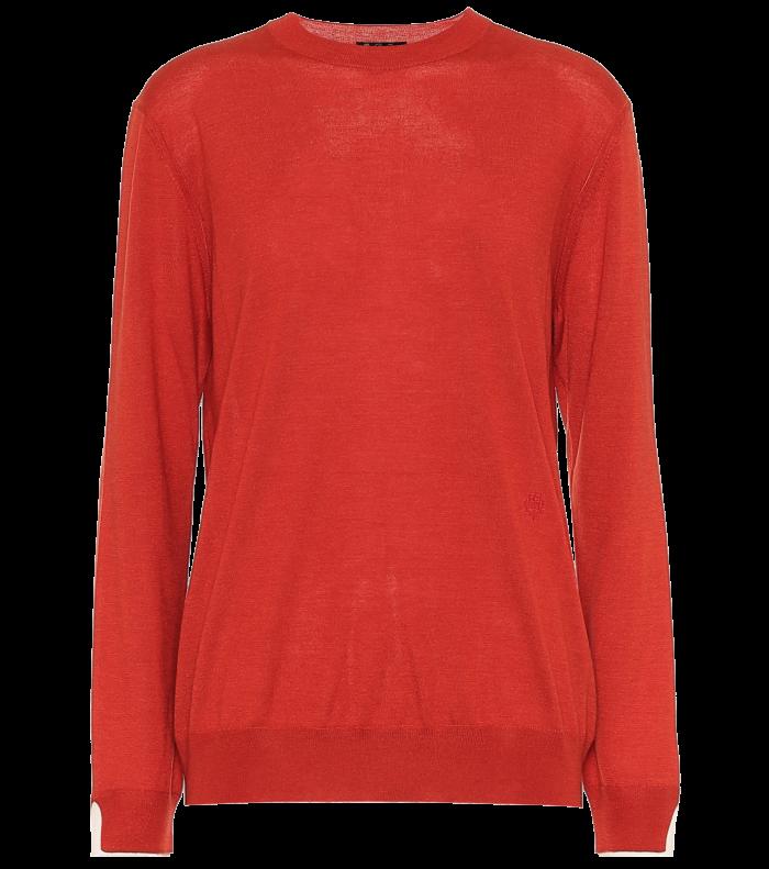 Loro Piana Leyton sweater, £790, mytheresa.com