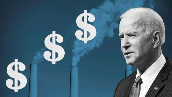 Green return: Joe Biden has axed many of his predecessor's green rollbacks