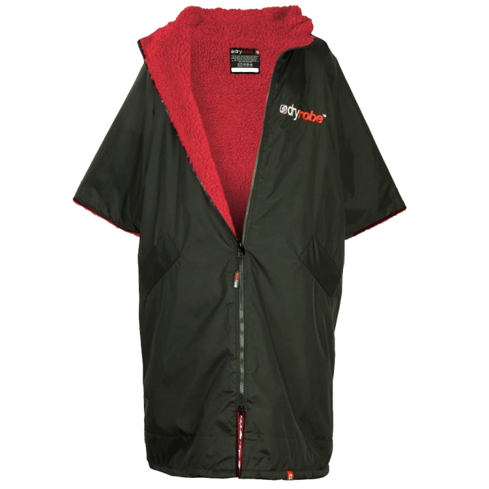 Dryrobe Advance Short Sleeve robe, £120