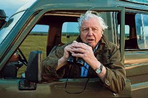 His style icon David Attenborough