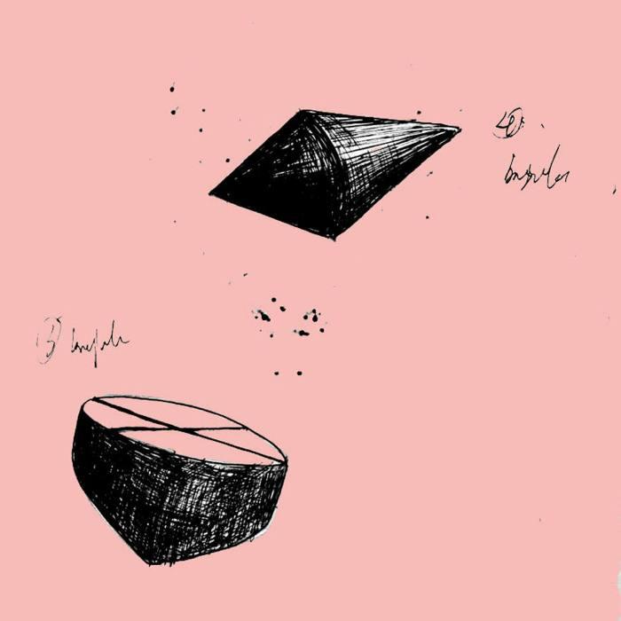 Conceptual drawings for 'Geometría del Centro' (2020)