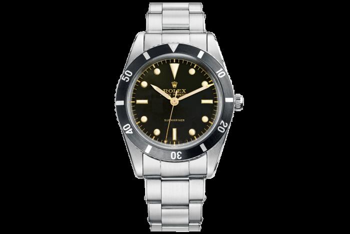 1953 – the first Rolex Submariner