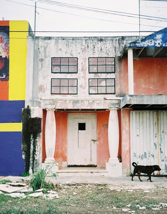 Founder ofRrres StudioJavier Reyes took inspiration from the streets of Merida, Mexico