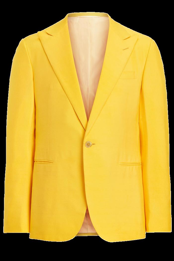 Ralph Lauren silk dinner jacket, £3,850