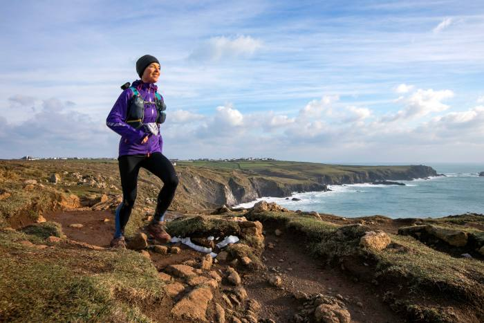 The 630-mile South West Coast Path is the UK's longest National Trail