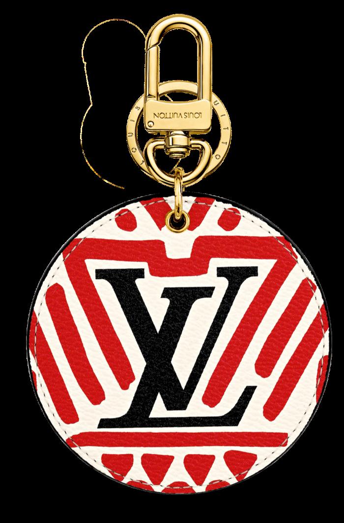 Louis Vuitton charm, £195