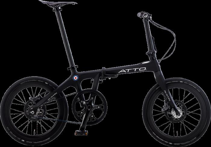 Austin Cycles ATTO Monaco folding bike, £6,000