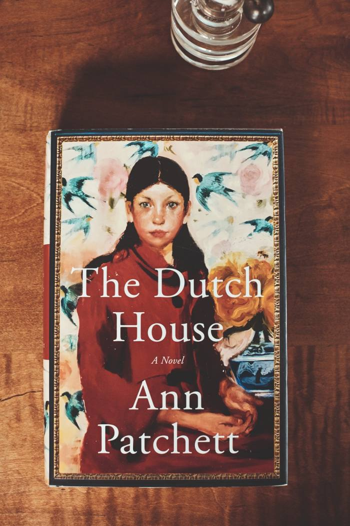 "Ann Patchett's ""The Dutch House"" is next on her reading list"