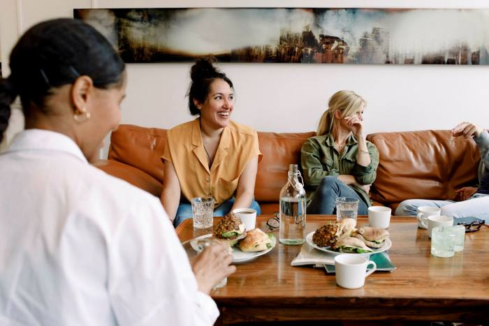 Clearly delineating work and social time actually makes people more productive, and deepens friendships in the office
