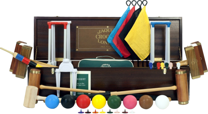 Jaques of London Sandringham croquet set, £5,000