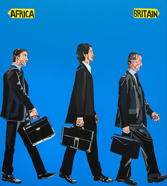 'Africa — Britain' (2020)