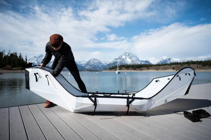 ORU Kayak Inlet foldable kayak, $768