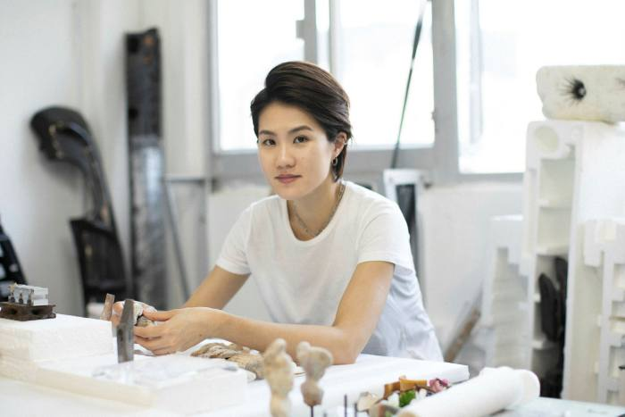 Artist Leelee Chan says living under Covid-19 restrictions has sensitised her to her surroundings