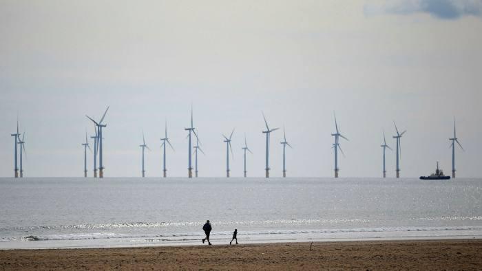 Teesside Offshore Windfarm