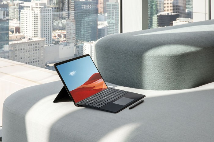 Microsoft Surface Pro X, from £999