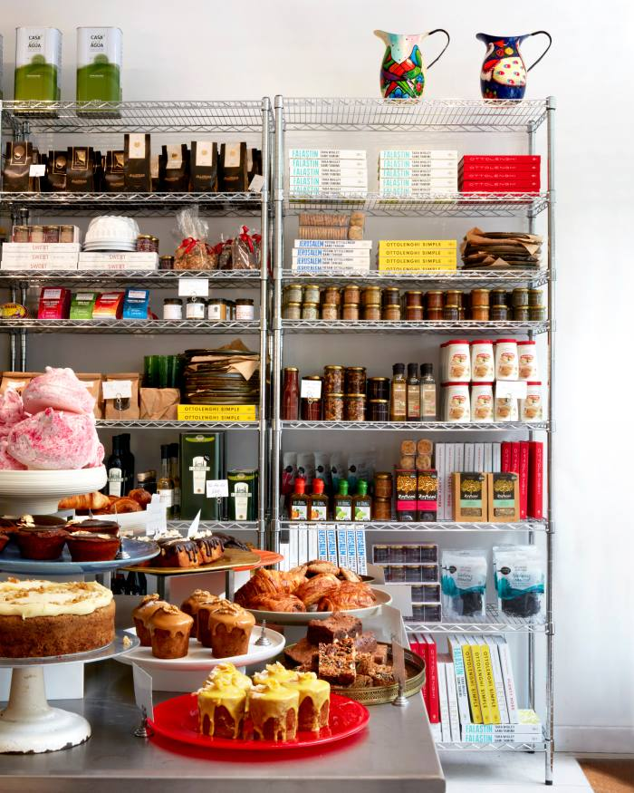Groceries served with a side of cool at Supermarket of Dreams