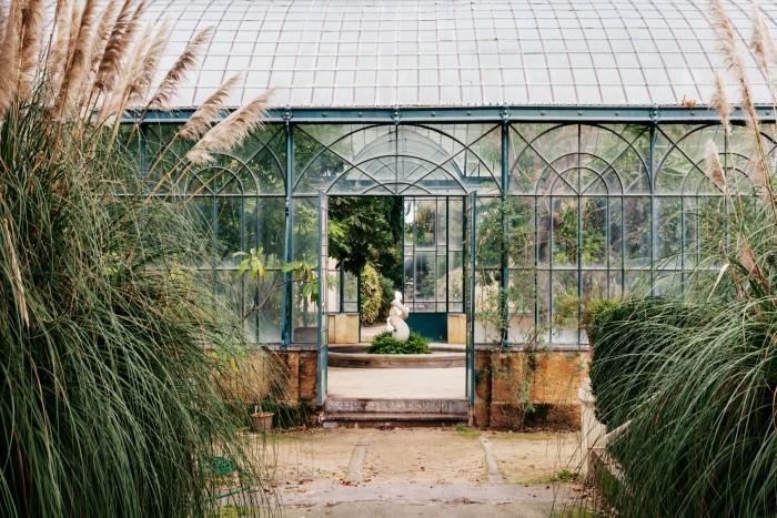 Palermo'sbotanical gardens