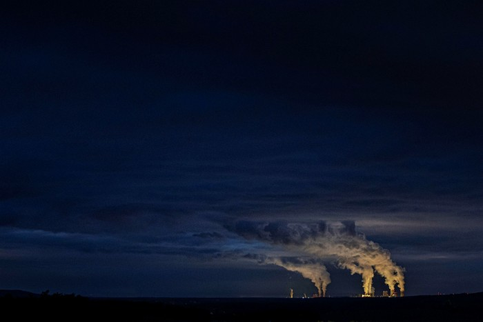 Germany's coal-fired power stations are due to be powered off in 2038