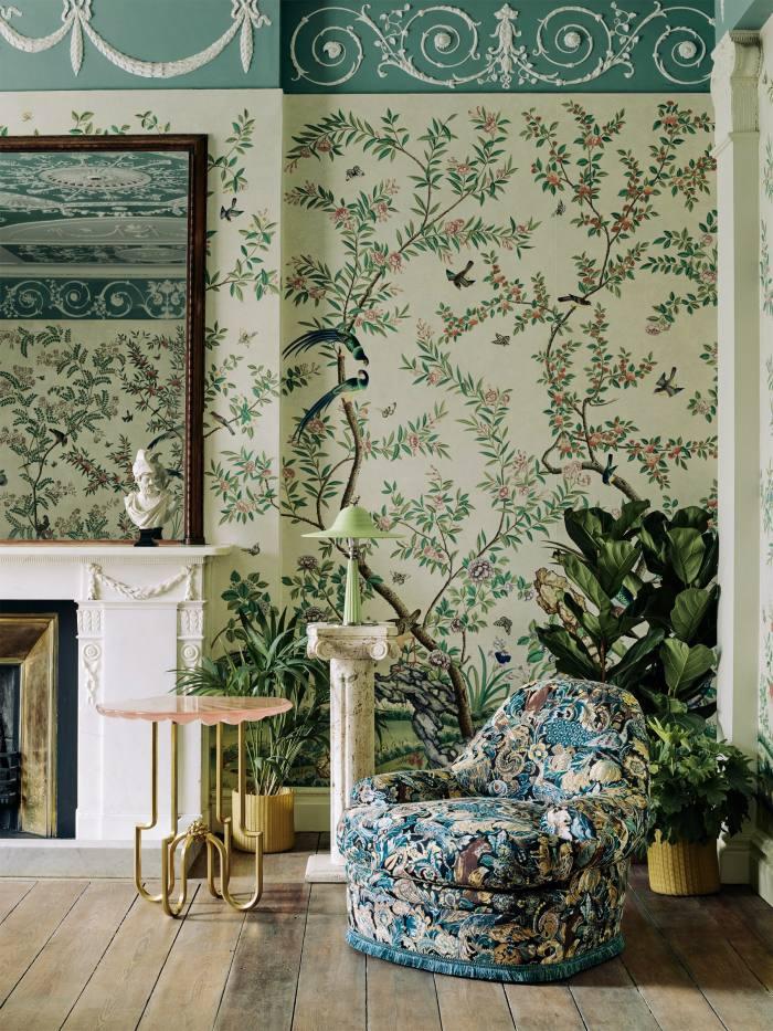 Wickham armchair, £5,000
