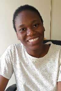 Myoga Molisho is studying for a UoPeople MBA in the hope of opening her own business