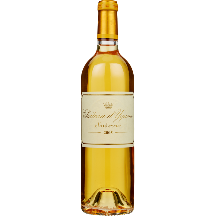 Mark Andrew: Château d'Yquem 2005