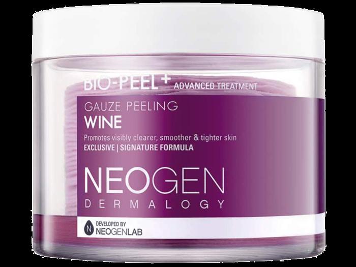 Neogen Dermalogy Gauze Peeling Wine pads, £31, selfridges.com