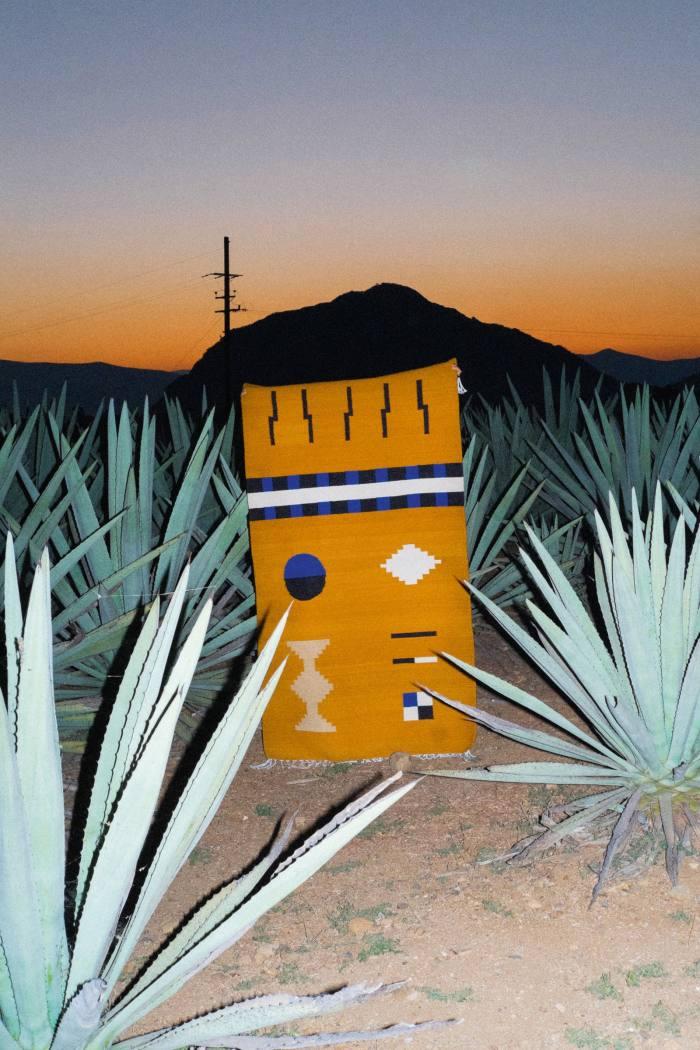 New Zapotec Design 01 by Rrres Studio