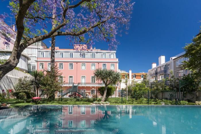 Lisbon's Palácio Principe Real