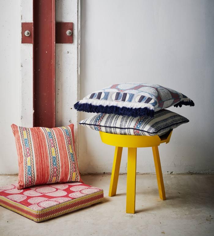 Kit Kemp for Christopher Farr Cloth passementerie, from £64 per m, christopherfarrcloth.com