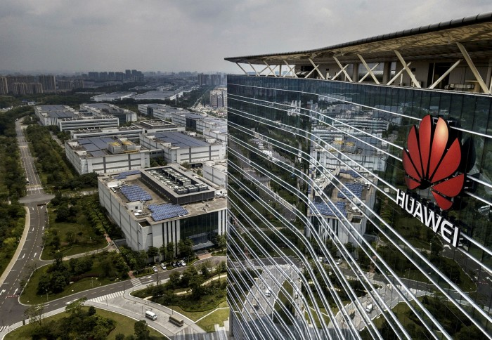 Huawei's production campus in Dongguan, near Shenzhen. Another measure of Biden's approach will be how aggressively he tries to prevent China from obtaining sensitive US technology