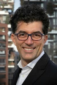 Chief executive of Italianway, Marco Celani