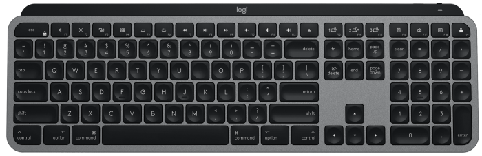 Logitech MX Keys for Mac, £100