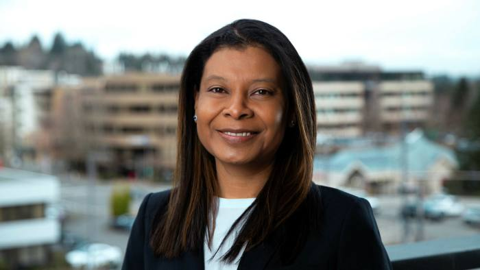 Nelly Mubashi, chief executive at Northwest Asset Management, whose AUM more than doubled to $2bn between 2016 and 2019