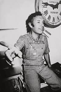 Vilebrequin founder Fred Prysquel in 1971