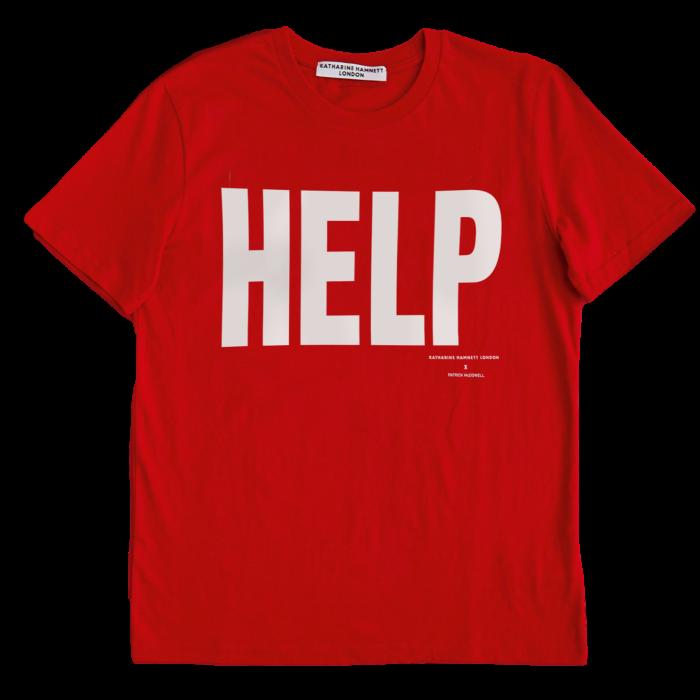 Katharine Hamnett x Patrick Mcdowell T-shirt, from£110