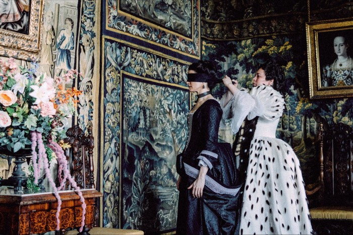 Hatfield House as seen in The Favourite