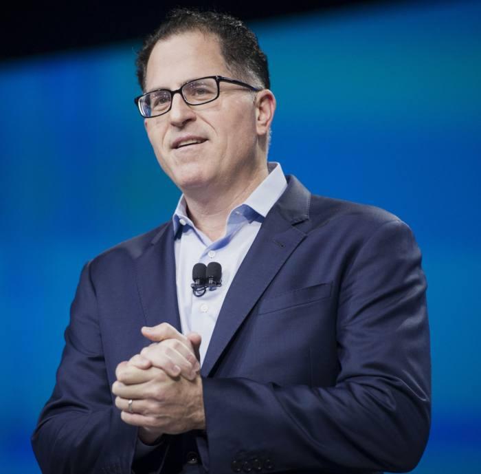 Tech entrepreneur Michael Dell