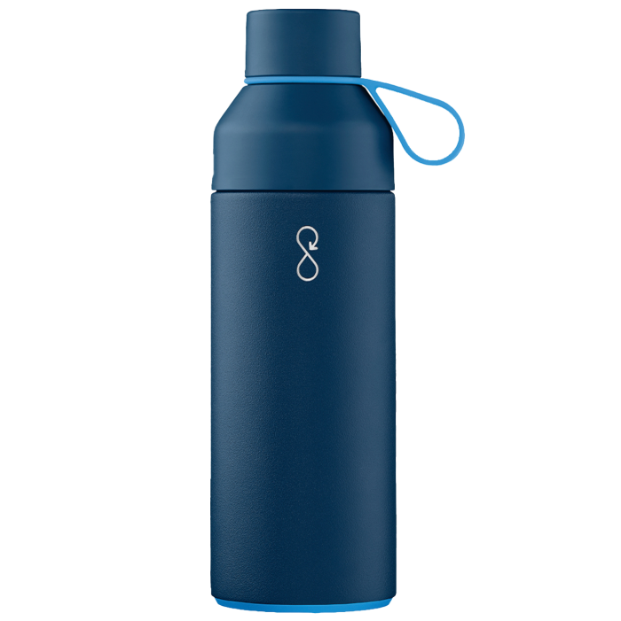 Ocean Bottle x #Togetherband bottle, £40. Every bottle funds the collection of 11.4kg of plastic